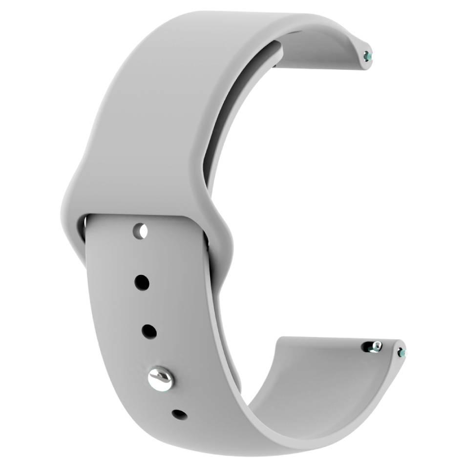 Чехол BECOVER Samsung Galaxy Watch 42mm/Gear Sport Gray (706180)