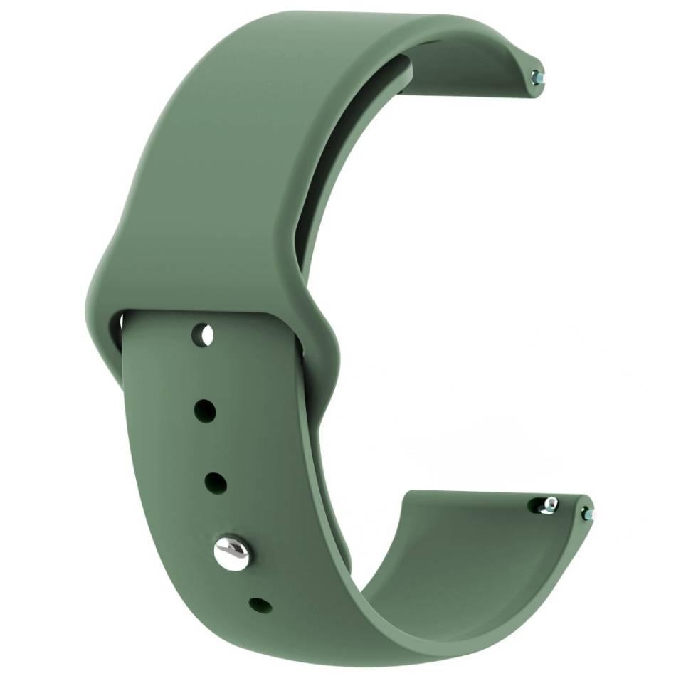 Ремешок BECOVER Samsung Galaxy Watch 42mm/Gear Sport Pine-Green (706182)