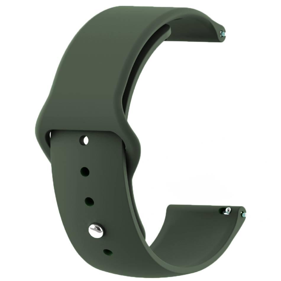 Ремешок BECOVER Samsung Galaxy Watch 42mm/Gear Sport Khaki (706184)