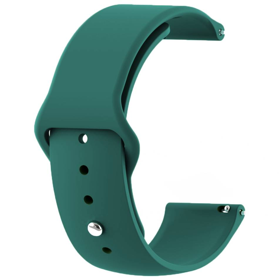 Ремешок BECOVER Samsung Galaxy Watch 42mm/Gear Sport Dark-Green (706186)
