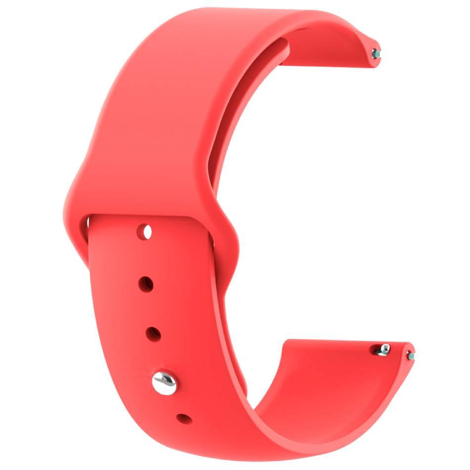 Ремешок BECOVER LG Watch Sport W280A Red (706208)
