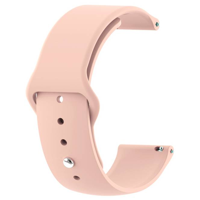 Ремінець BECOVER LG Watch Sport W280A Grapefruit-Pink (706211)