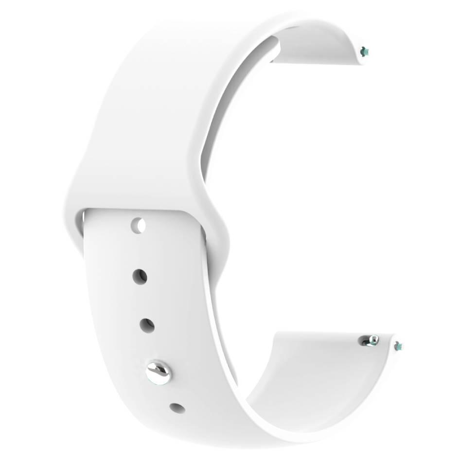 Ремінець BECOVER LG Watch Sport W280A White (706217)
