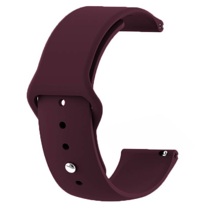 Ремешок BECOVER LG Watch Sport W280A Purple-Wine (706218)