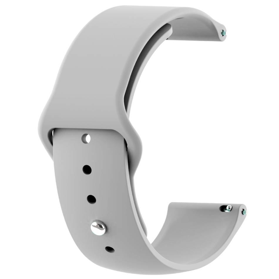 Ремешок BECOVER LG Watch Sport W280A Gray (706220)