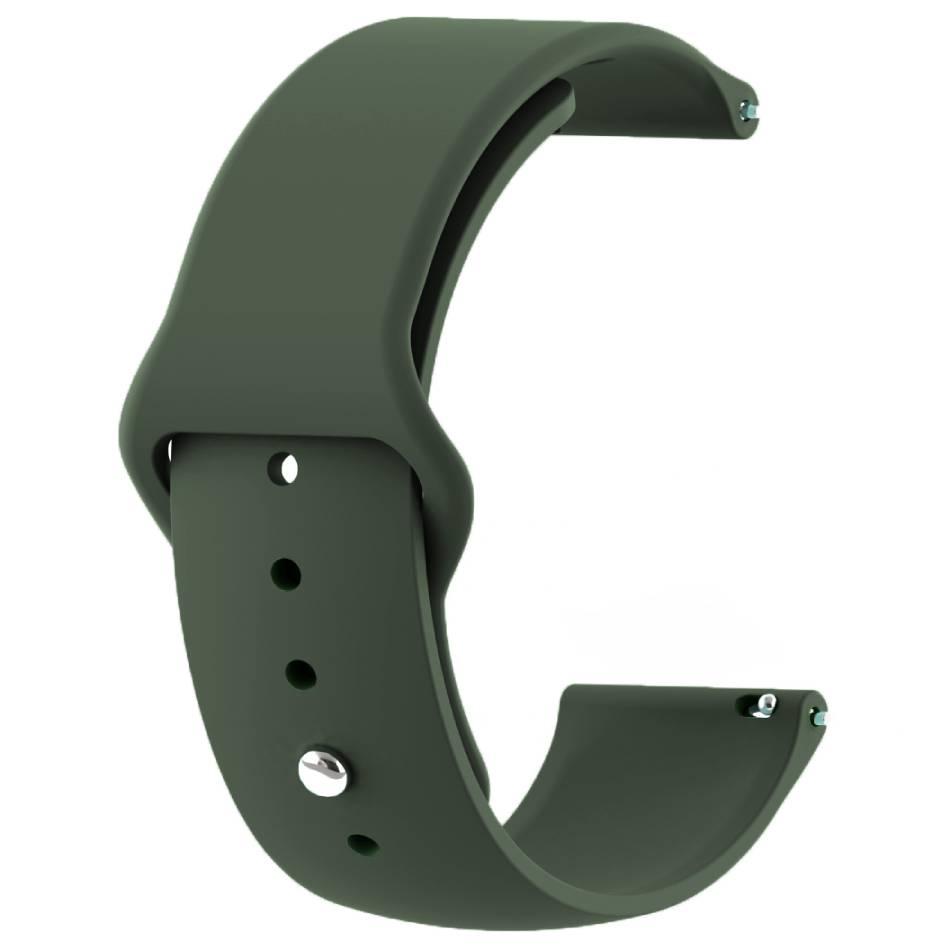 Ремінець BECOVER LG Watch Sport W280A Khaki (706224)