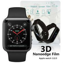 Защитная плёнка BECOVER Apple Watch Series 3 38mm (701963)