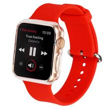 Ремешок BECOVER для Apple Watch Universal (38mm) IPH1446 Red (702359)