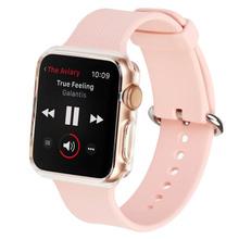 Ремінець BECOVER для Apple Watch Universal (38mm) IPH1446 Pink (702360)