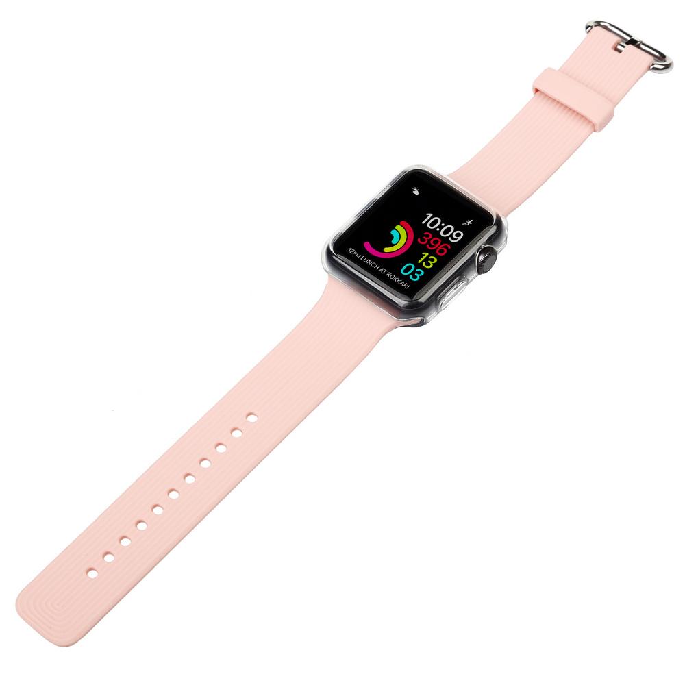 Ремешок BECOVER для Apple Watch Universal (42mm) IPH1446 Pink (702418) Тип ремешок