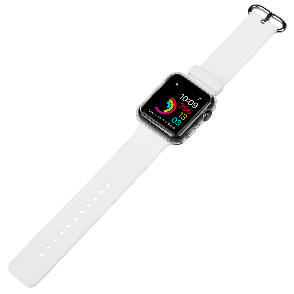 Ремешок BECOVER для Apple Watch Universal (42mm) IPH1446 White (702419) Тип ремешок