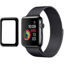 Захисне скло Armorstandart для Apple Watch Series 1/2/3/4 40 мм Black (ARM53469)