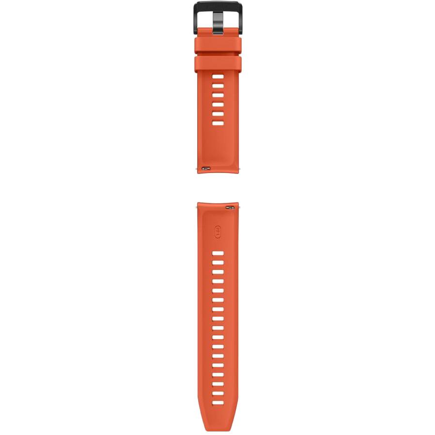 Ремінець для HUAWEI Watch GT2 Orange 22мм (55031982) Тип ремінець