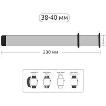 Браслет ARMORSTANDART Apple Watch Red Lily (ARM52963)