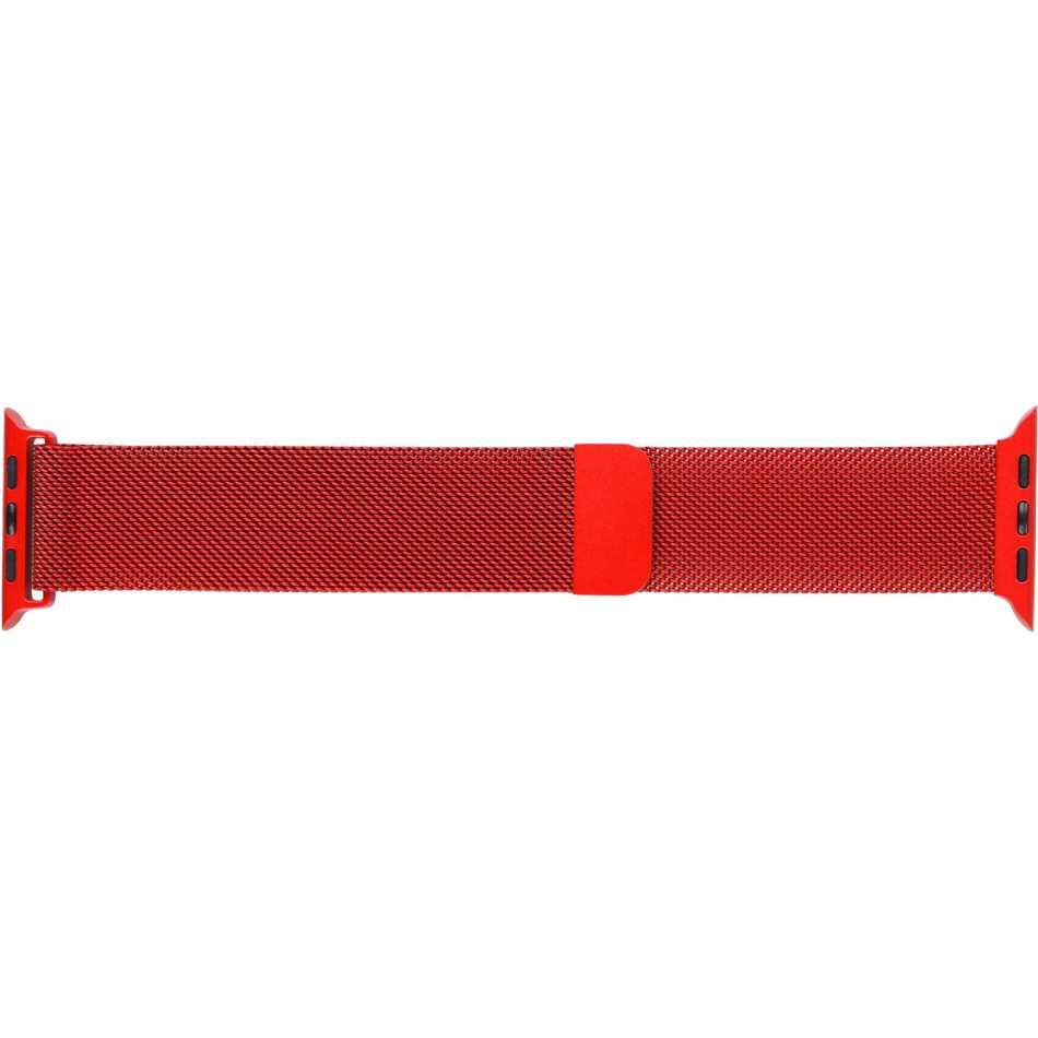 Браслет Armorstandart Milanese Loop Band Apple Watch Red (ARM54383)