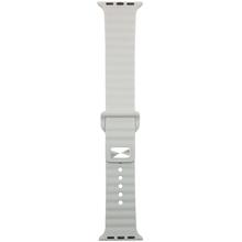 Ремешок ARMORSTANDART Apple Watch Light Grey (ARM51977)
