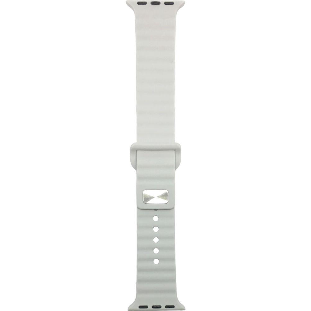 Ремешок ARMORSTANDART Apple Watch Light Grey (ARM51987)