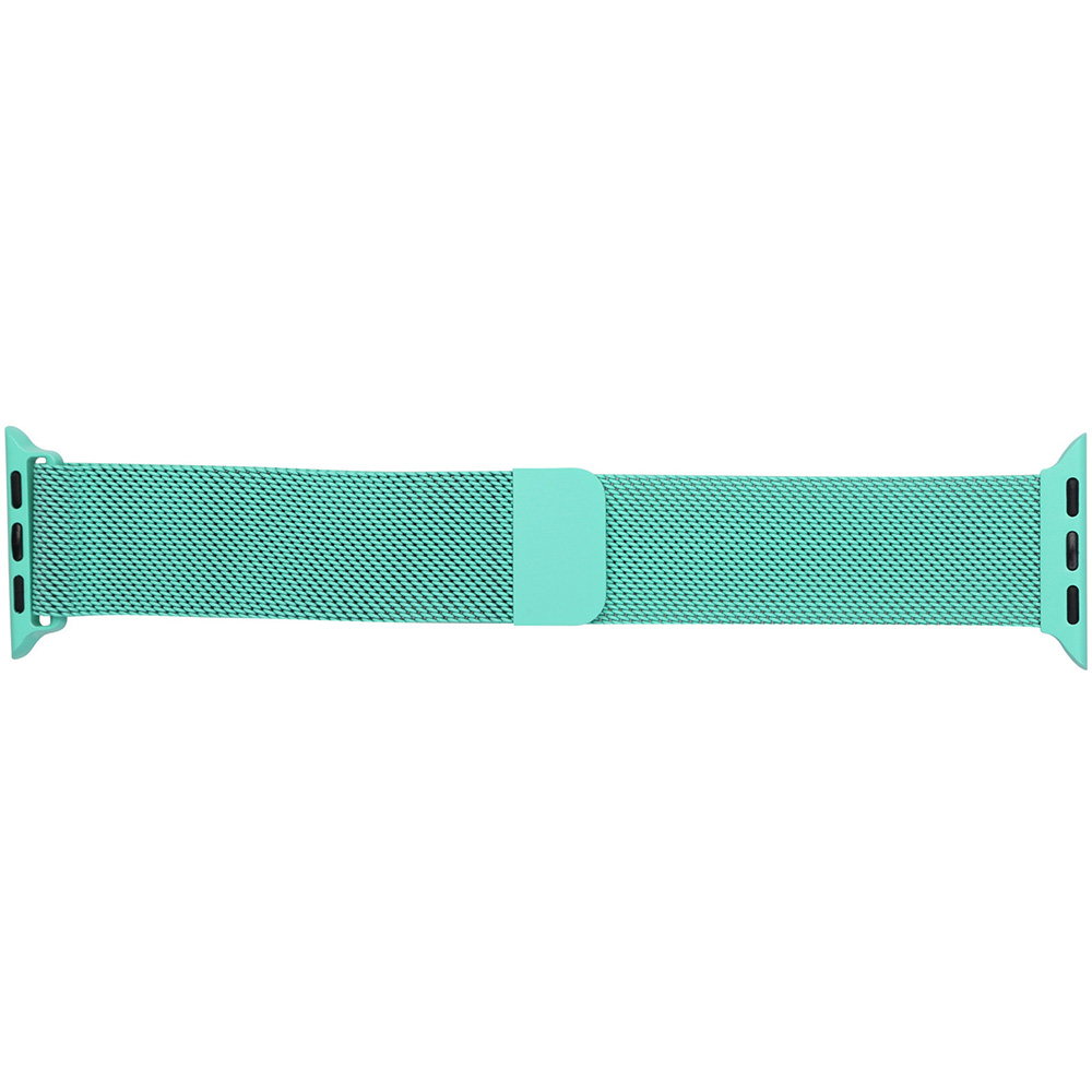 Браслет ARMORSTANDART Milanese Loop Band для Apple Watch All Series 42-44 мм Mint Green (ARM55260)