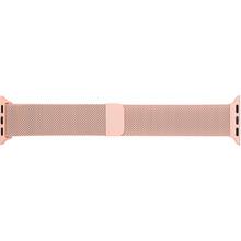 Браслет ARMORSTANDART Milanese Loop Band для Apple Watch All Series 42-44 мм Pink (ARM55247)