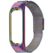 Браслет ARMORSTANDART Milanese Magnetic Band 4303 для Xiaomi Mi Band 4/3 Rainbow (ARM55542)