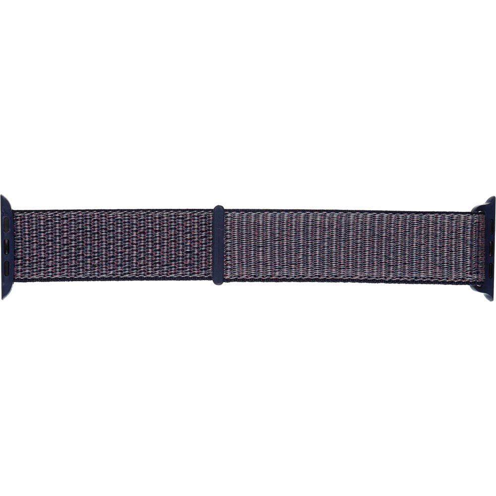 Ремінець Armorstandart Nylon Band для Apple Watch 38/40 mm Midnight Blue (ARM55847)
