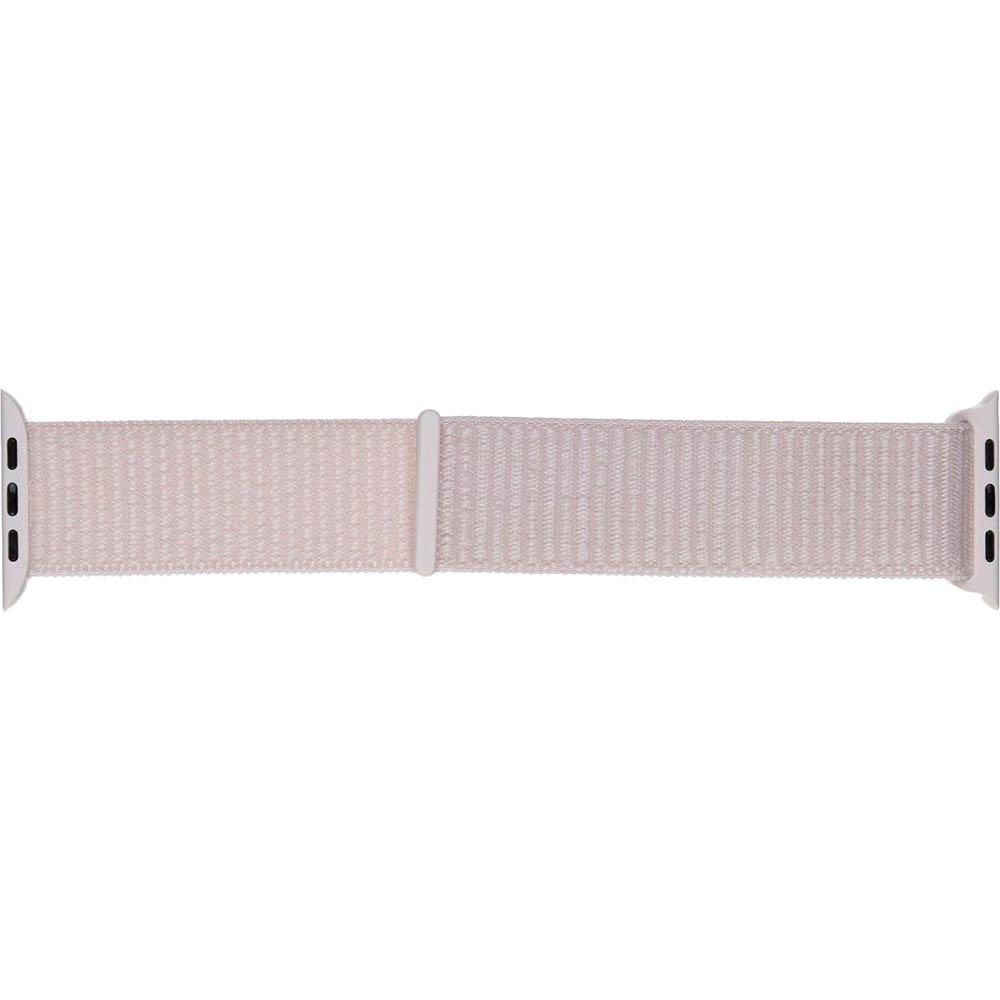 Ремінець Armorstandart Nylon Band для Apple Watch 38/40 mm Pink (ARM55849)