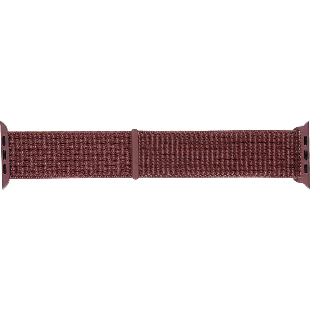 Ремешок Armorstandart Nylon Band для Apple Watch 38/40 mm Smoke Purple (ARM55850)