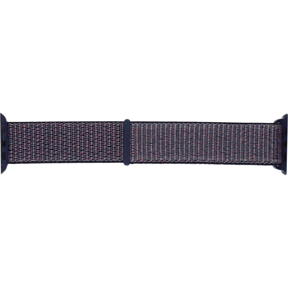 Ремінець Armorstandart Nylon Band для Apple Watch 42/44 mm Midnight Blue (ARM55852)