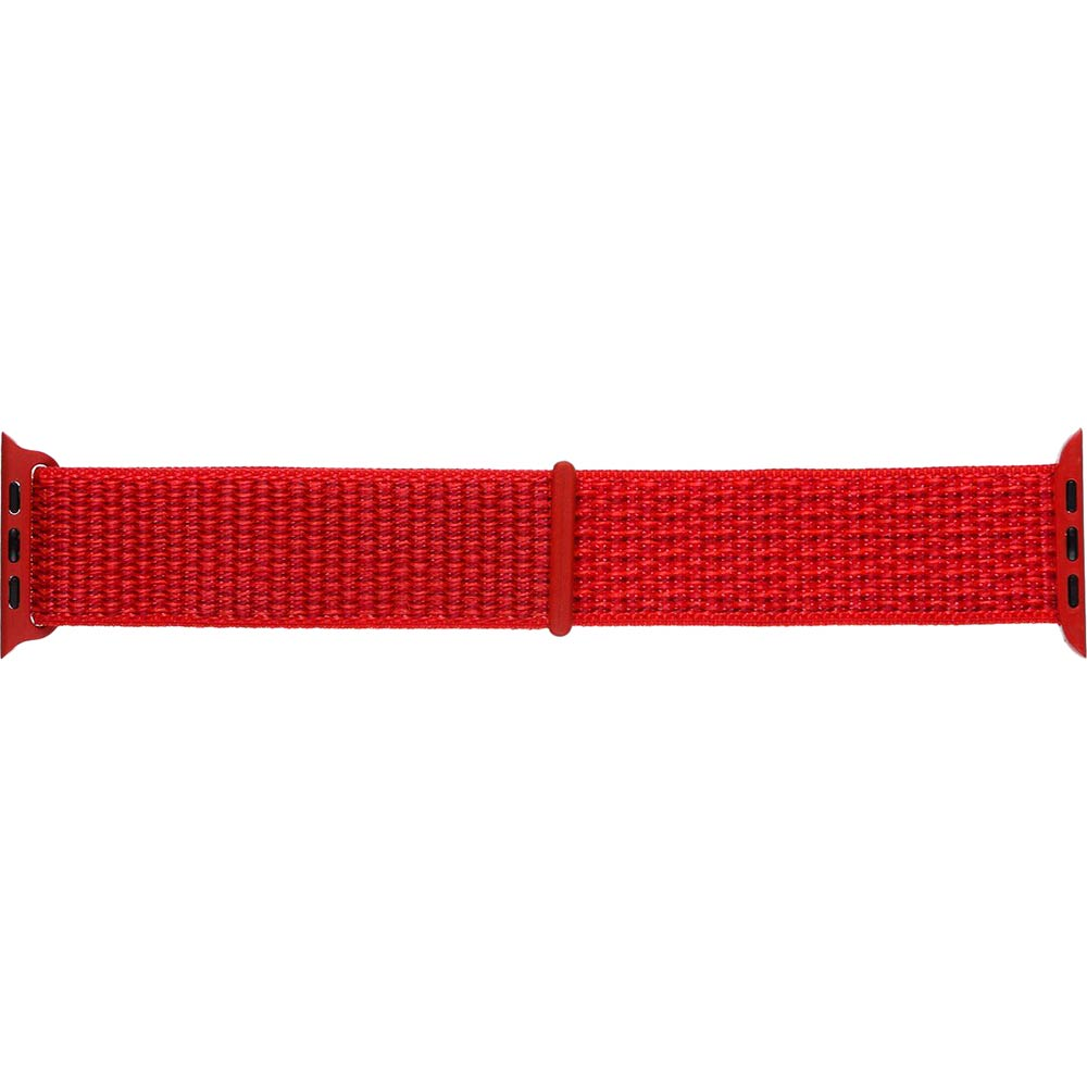 Ремінець ARMORSTANDART Nylon Band для Apple Watch Red (ARM55856)