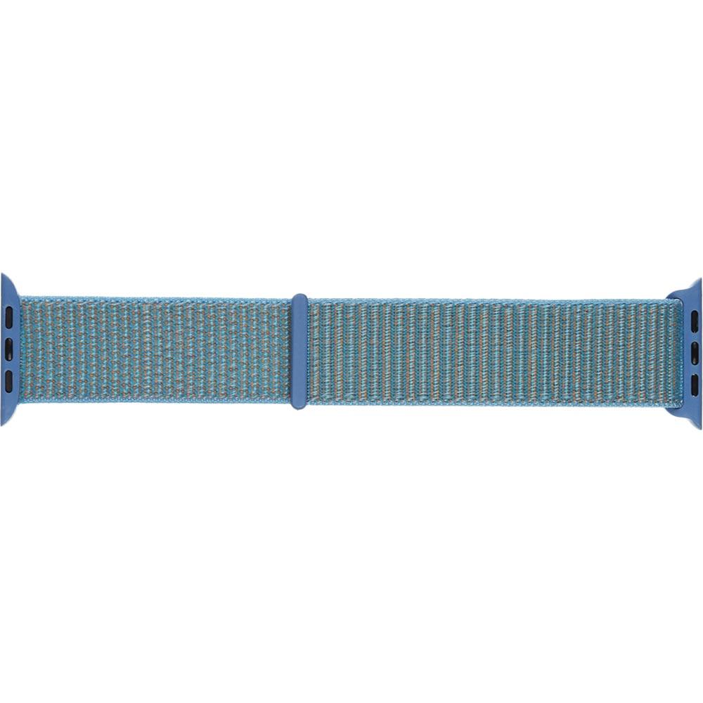 Ремінець Armorstandart Nylon Band для Apple Watch All Series 38/40 mm Ocean Blue (ARM56049)