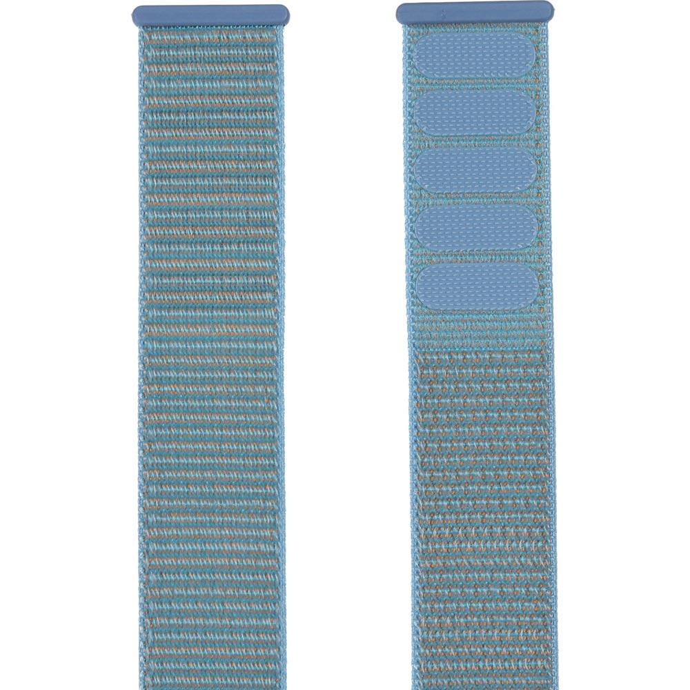 Ремінець Armorstandart Nylon Band для Apple Watch All Series 38/40 mm Ocean Blue (ARM56049) Тип ремінець