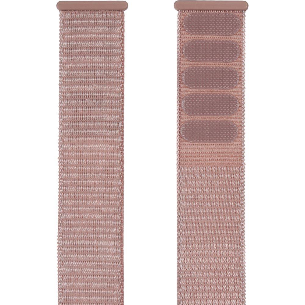Ремінець Armorstandart Nylon Band для Apple Watch All Series 42/44 mm Pink Sand (ARM56052) Тип ремінець