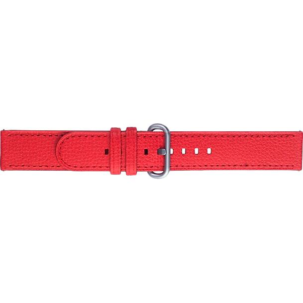 Ремінець SAMSUNG Essence для Samsung Galaxy Watch Active 2 20 мм Red (GP-TYR820BRBRW) Тип ремінець