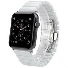 Браслет XOKO Apple Watch 38/40 mm Ceramic White (XK-AP-WTCER)
