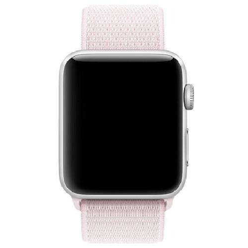 Ремешок XOKO Apple Watch 38/40 Pink Sand (XK-AW-NB-SLTS) Тип ремешок
