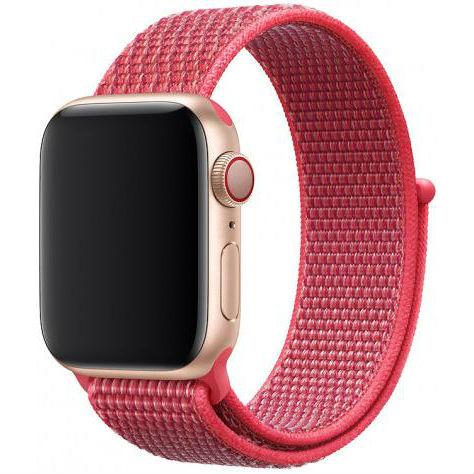 Ремешок XOKO Apple Watch 38/40 Series 1,2,3 Brightpink (XK-AW-NB-Brightpink)