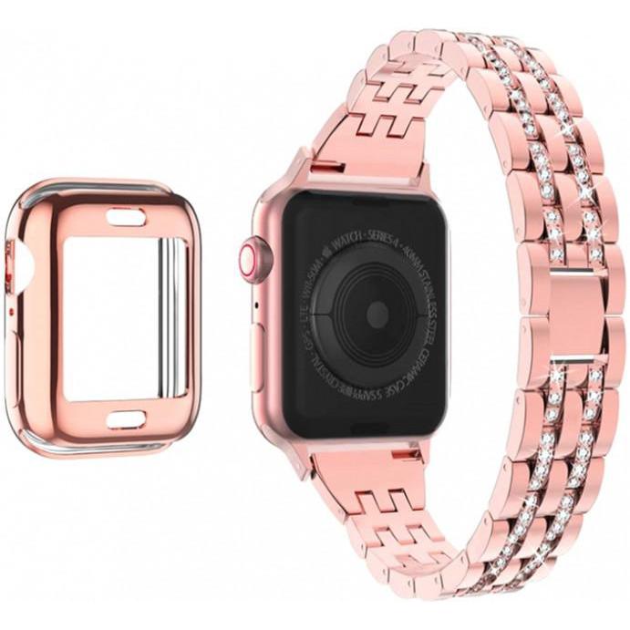 Браслет XOKO Apple Watch 38/40 Rose Gold (XK-AW-SS-Rose Gold) Тип браслет