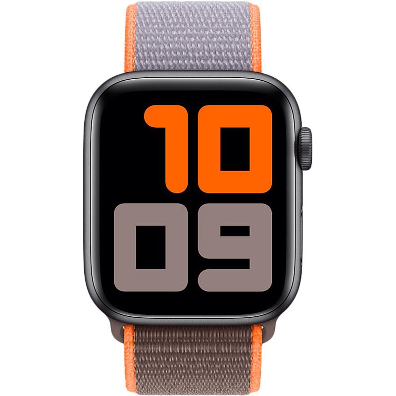 Ремінець APPLE Sport Loop для Apple Watch 44 mm Vitamin C (MXMT2ZM/A) Сумісність Apple Watch 44 мм
