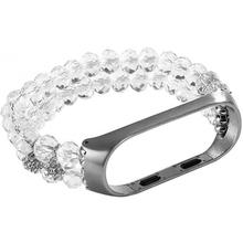 Браслет XOKO для Mi Band 3/4 Silver (XK-XM-NG-Silver)