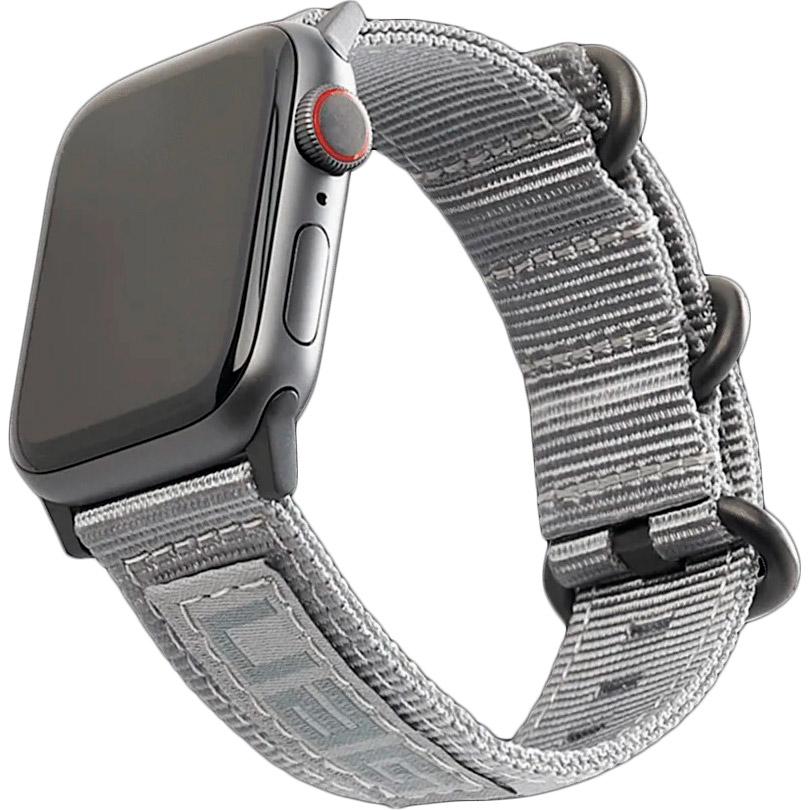 Ремешок UAG Nato Strap для Apple Watch 40/38 Grey (19149C114030) Совместимость Apple Watch 40 мм