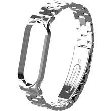 Браслет Armorstandart Metal Band для Xiaomi Mi Band 6/5 Silver (ARM56862)