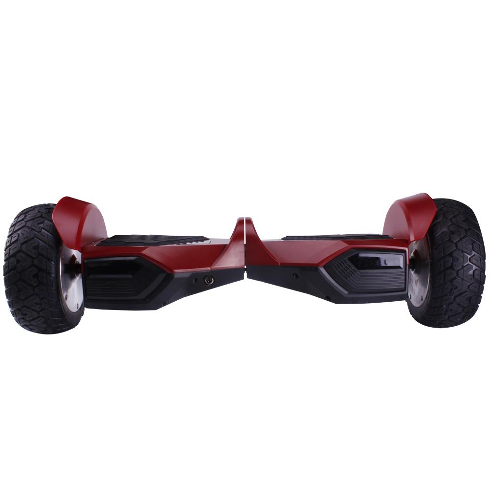 Гироборд UFT Metall MoonWalker 8.5 Red