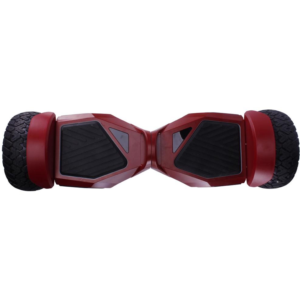 Гироборд UFT Metall MoonWalker 8.5 Red Максимальная мощность, Вт 800