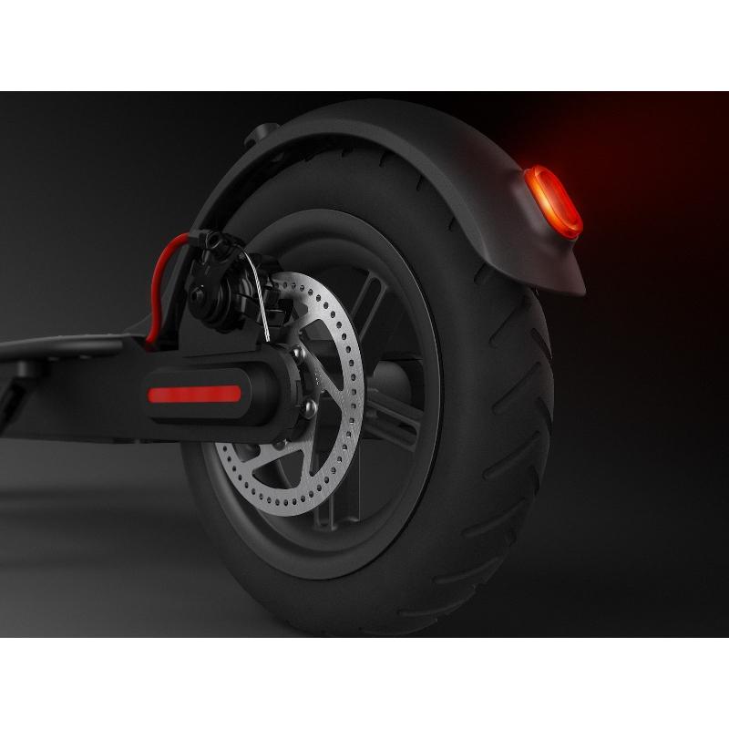 Електросамокат XIAOMI Mi Electric Scooter (Black) Максимальна швидкість, км/г 25