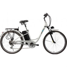 Электровелосипед MAXXTER CITY Silver