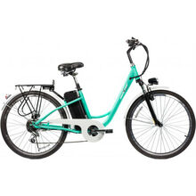 Электровелосипед MAXXTER CITY/LightBlue
