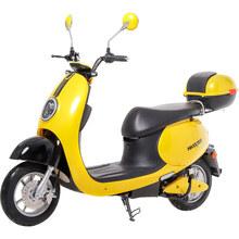 Електроскутер MAXXTER LUX PLUS Yellow