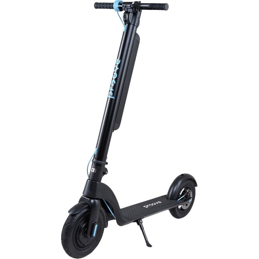 Электросамокат PROOVE X-City Pro Black/Blue Максимальная скорость, км/ч 32