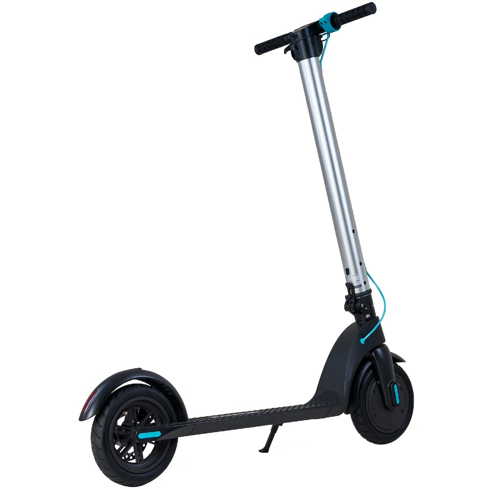 Електросамокат PROOVE X-City Silver/Blue Максимальна потужність, Вт 350