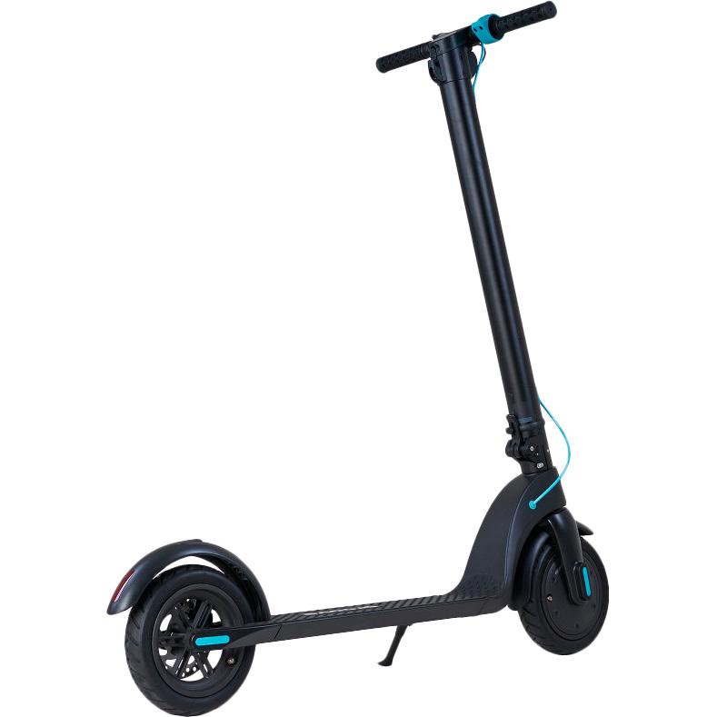 Электросамокат PROOVE X-City Black/Blue Максимальная мощность, Вт 350